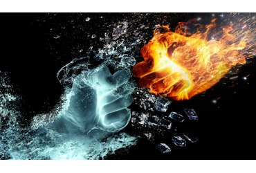 Wann sollte man bei einer Verletzung oder einem Schmerz heiß oder kalt anwenden?